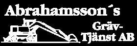 Abrahamsson's Grävtjänst AB